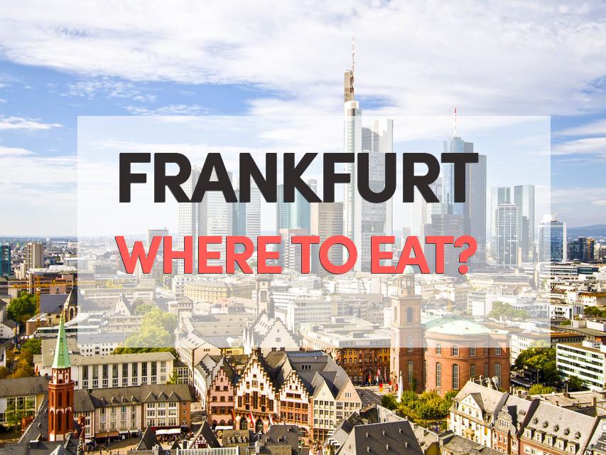 frankfurt where to eat image, Frankfurt restaurants, imex restaurants, Planify, Group travel itinerary solution
