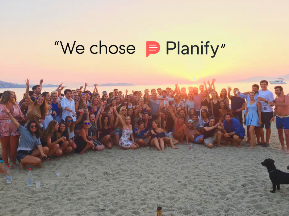 Student committees; EHL-grad-trip; Planify-students; Students-apps