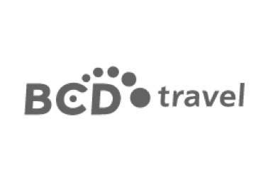 BCD travel logo, Planify, Group Travel Itinerary Solution