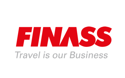 Finass logo, Planify, Group Travel Itinerary Solution