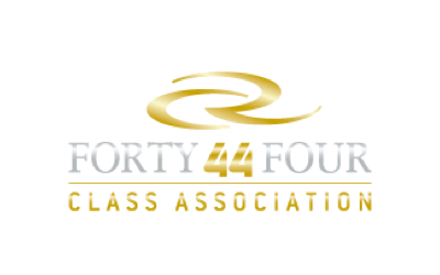 Forty 44 four class association logo, Planify, Group Travel Itinerary Solution