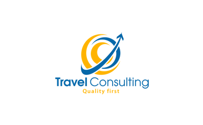 Travel consulting logo, Planify, group travel solutions