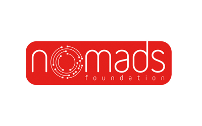Nomads logo, Planify, Group Travel Itinerary Solution